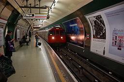 Paddington tube station Bakerloo line