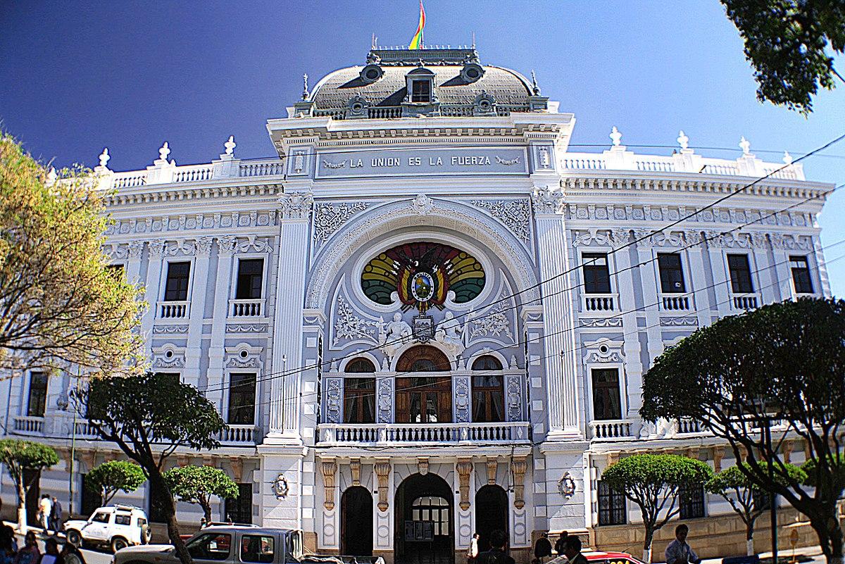 Tribunal constitucional plurinacional wikipedia la for Que significa oficina