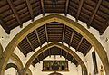 Palau ducal de Gandia, arcs de l'església del Sagrat Cor.JPG