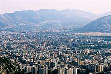 Panorámica de Palermo