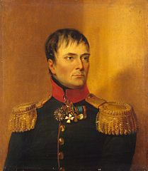 Portrait of Ivan I. Palitsyn (1763-1814)