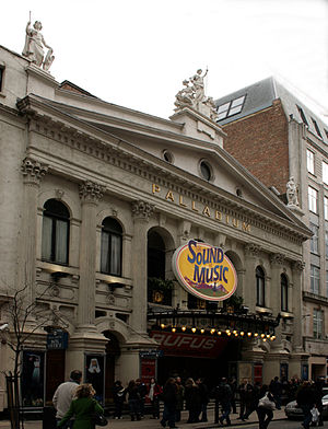London Palladium - The Sound of Music at the Palladium in February 2007