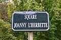 Panneau Square Joanny L'Herbette à Bublanne.JPG