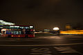 Panning of a bus in London (9290078634).jpg