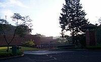 Panorámica entrada Universidad Francisco Marroquín.jpg