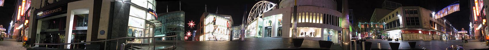 Bull Ring, Birmingham - Wikipedia