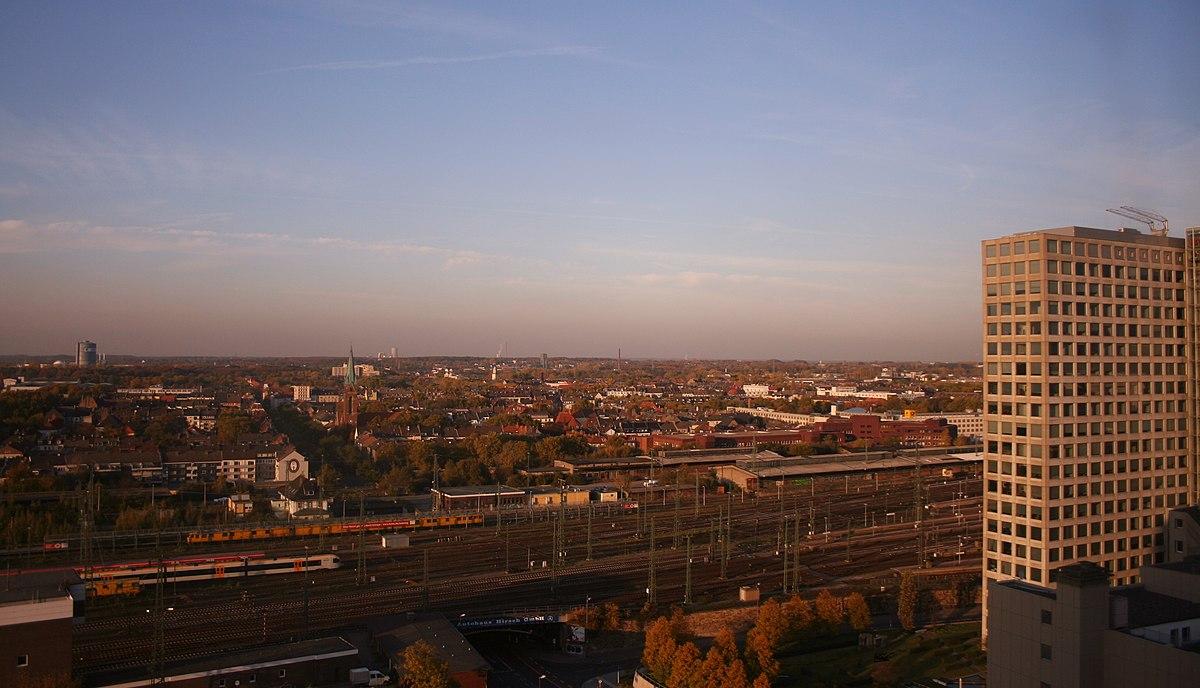 File Panorama Dortmund Nordstadt Jpg Wikimedia Commons