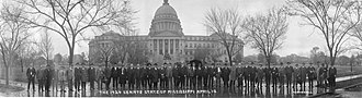 Mississippi State Senate - Image: Panoramic photograph of the Mississippi State Senate, 1924 (18704666133)