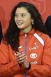 Paola Muñoz Chilean cyclist