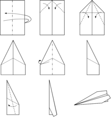 Paper Plane Simple English Wikipedia The Free Encyclopedia