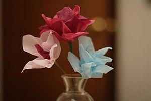 Artificial flower - Paper flowers