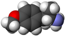 Para-methoxyamphetamine-3D-vdW.png