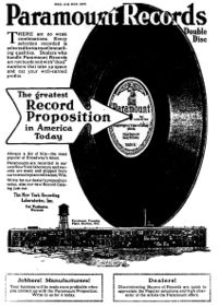 Paramount Records Wikipedia