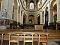 Paris, France. Eglise Saint Rock. (Interior)(5)(PA00085798).jpg