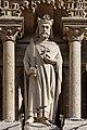 Paris - Cathédrale Notre-Dame -Galerie des rois - PA00086250 - 015.jpg