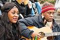Paris 75018 Street musician in Montmartre - guitariste 20161029.jpg