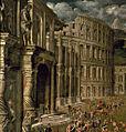 Paris Bordone - Combattimento di gladiatori (particolare 1) - Kunsthistorisches Museum, Wien.jpg