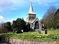 Parish church of All Saints, East Meon - geograph.org.uk - 717686.jpg