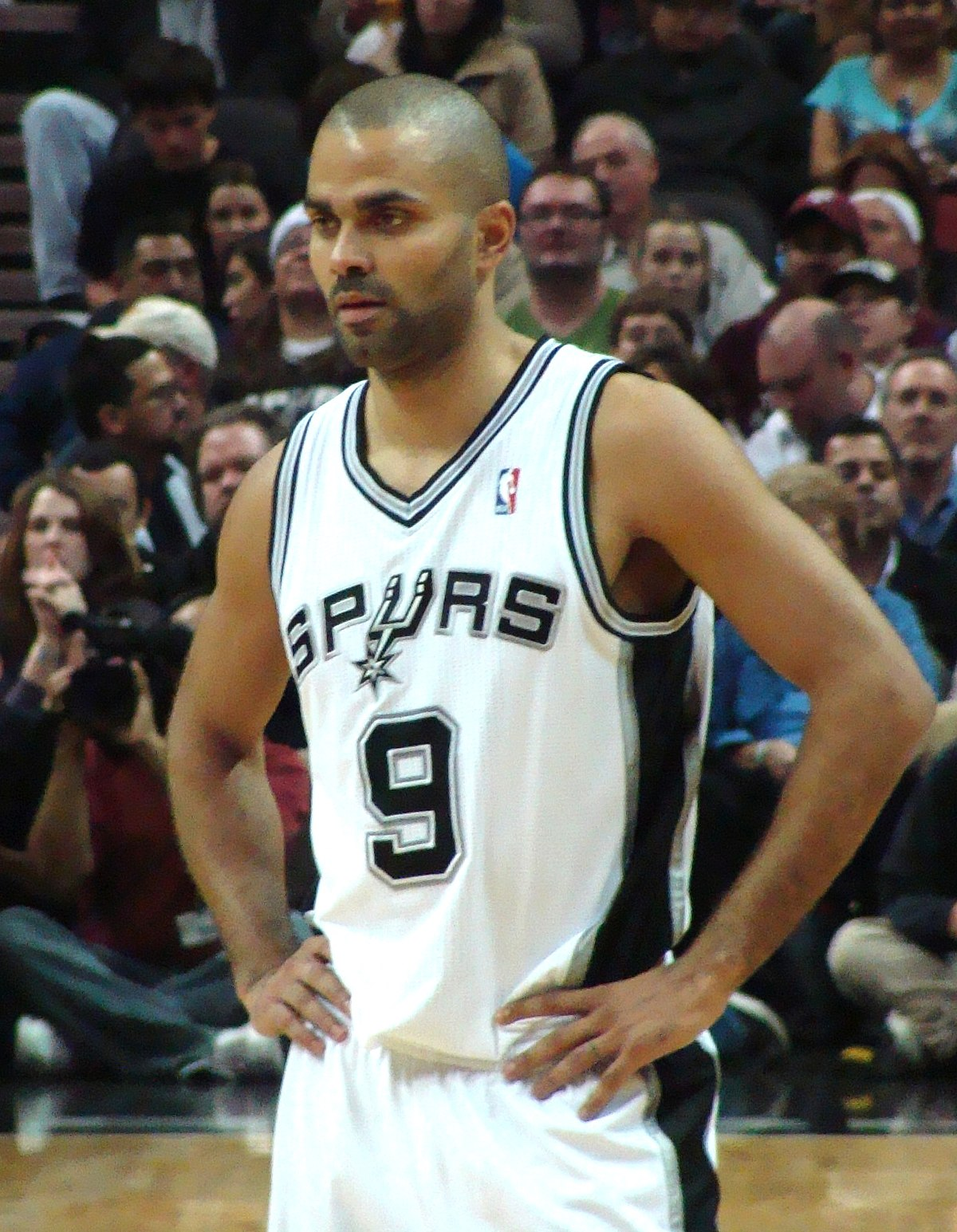 Tony Parker - French basketball player 13