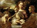 Parmigianino, matrimonio mistico di santa caterina, louvre.jpg