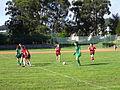 Partido Estrela Vermelha FG-Pontevedra FG Torneo Ibérico de Fútbol Gaélico 2015 A Coruña 4.JPG