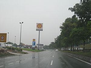 Pasir Gudang - Image: Pasir Gudang Highway