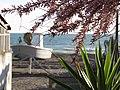 Passoscuro - Spiaggia vista dal borgo dei pescatori.jpg