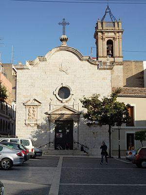 Paterna - Església de Sant Pere