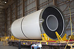 Pathfinder boosters arrived at Kennedy Space Center.jpg