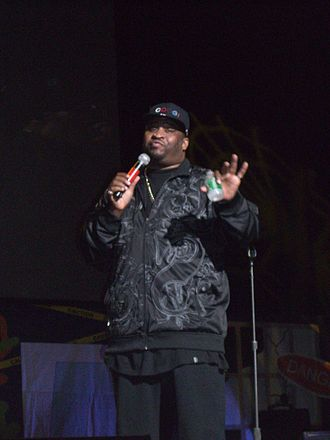 Patrice O'Neal - O'Neal performing as part of the 2007 Opie and Anthony's Traveling Virus Comedy Tour