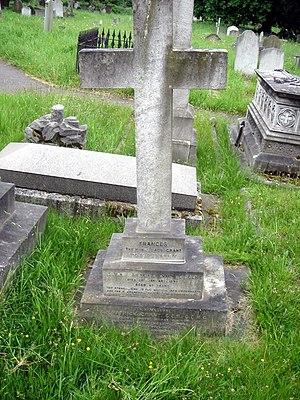 Patrick Grant - Field Marshal Sir Patrick Grant's grave in Brompton Cemetery, London