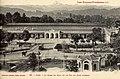 Pau - La Gare du Midi et le Pic du Midi d'Ossau.jpg