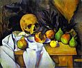 Paul Cézanne - Still Life with a Skull.JPG