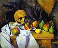Paul Cézanne - Still Life with a Skull.JPG