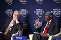 Paul Collier and Mohamed Lamine Fofana - World Economic Forum on Africa 2012.jpg