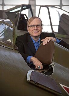 Paul Allen American inventor, investor and philanthropist