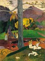 Paul Gauguin - Mata Mua (In Olden Times) - Google Art Project.jpg