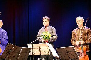 Paul Hillier - Kronos with Paul Hillier in Malmö fall 2005