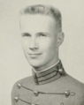 Paul Osborne Olsen (1932-2004) in the 1957 United States Military Academy yearbook.png
