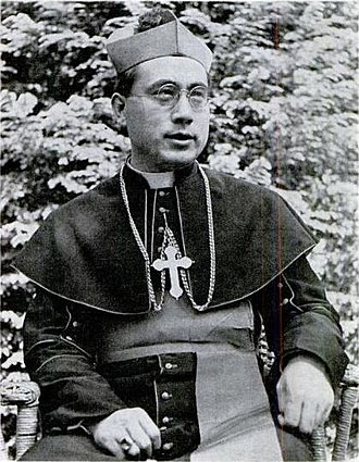 Fu Jen Catholic University - Cardinal Paul Yü Pin