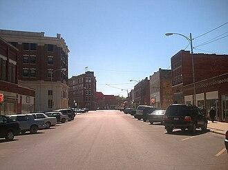 Pawhuska, Oklahoma - Historic Downtown Pawhuska (2005)
