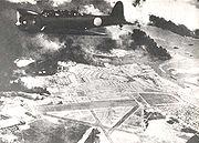 Pearl Harbor- Nakajima B5N2 over Hickam- 80G178985