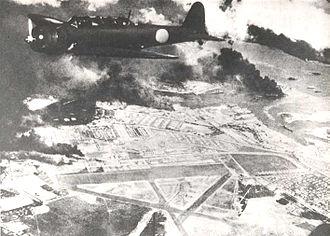 Pearl Harbor- Nakajima B5N2 over Hickam- 80G178985.jpg