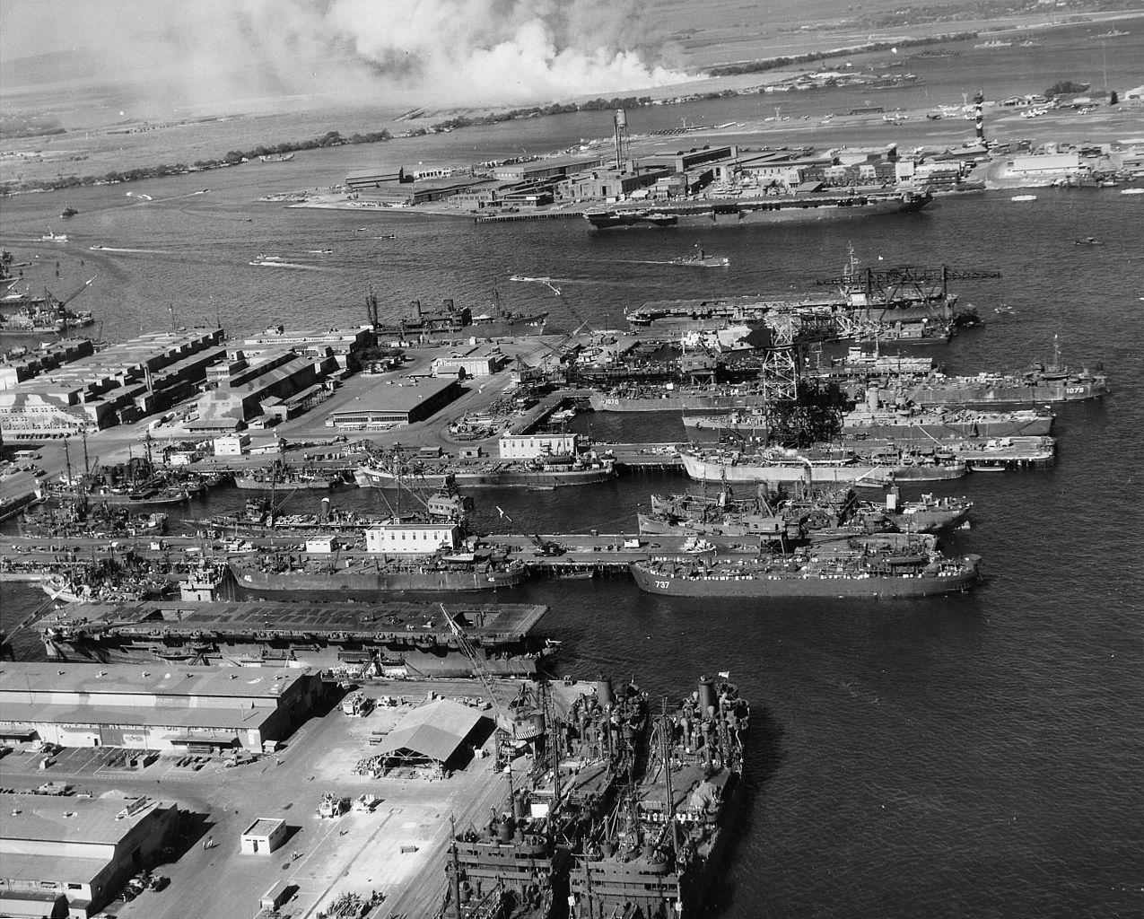 Pearl Harbor Island Tour