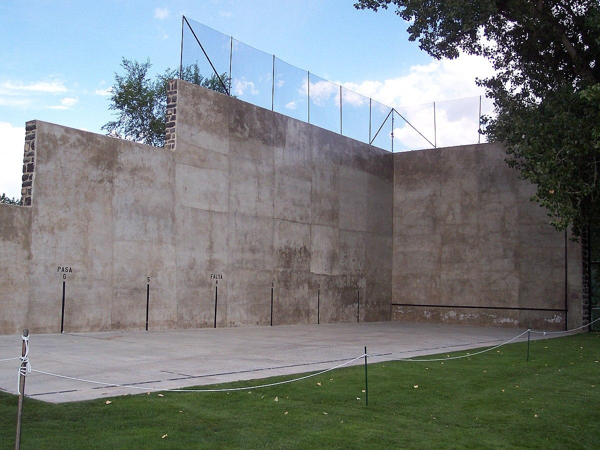 Pedro Anchustegui Pelota Court