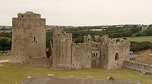 Aymer de Valence, 2nd Earl of Pembroke - Pembroke Castle, Pembrokeshire, Wales