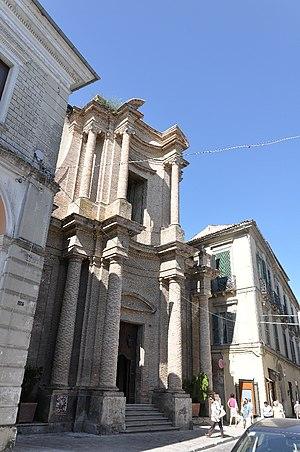 Penne, Abruzzo - SS. Annunziata's Church
