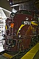 Pennsylvania Railroad Heritage Unit No. 5711 (5702840447).jpg