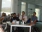People at Wikimedia CEE Meeting 2016 1, ArmAg (3).jpg