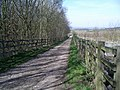 Permissive bridleway - geograph.org.uk - 393797.jpg